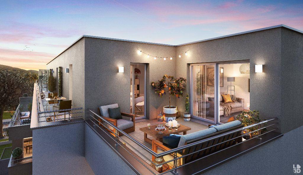Appartement à vendre 3 62.3m2 à La Garde vignette-3