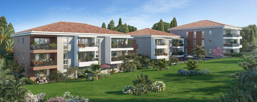 Appartement à vendre 2 38.7m2 à Toulon vignette-1