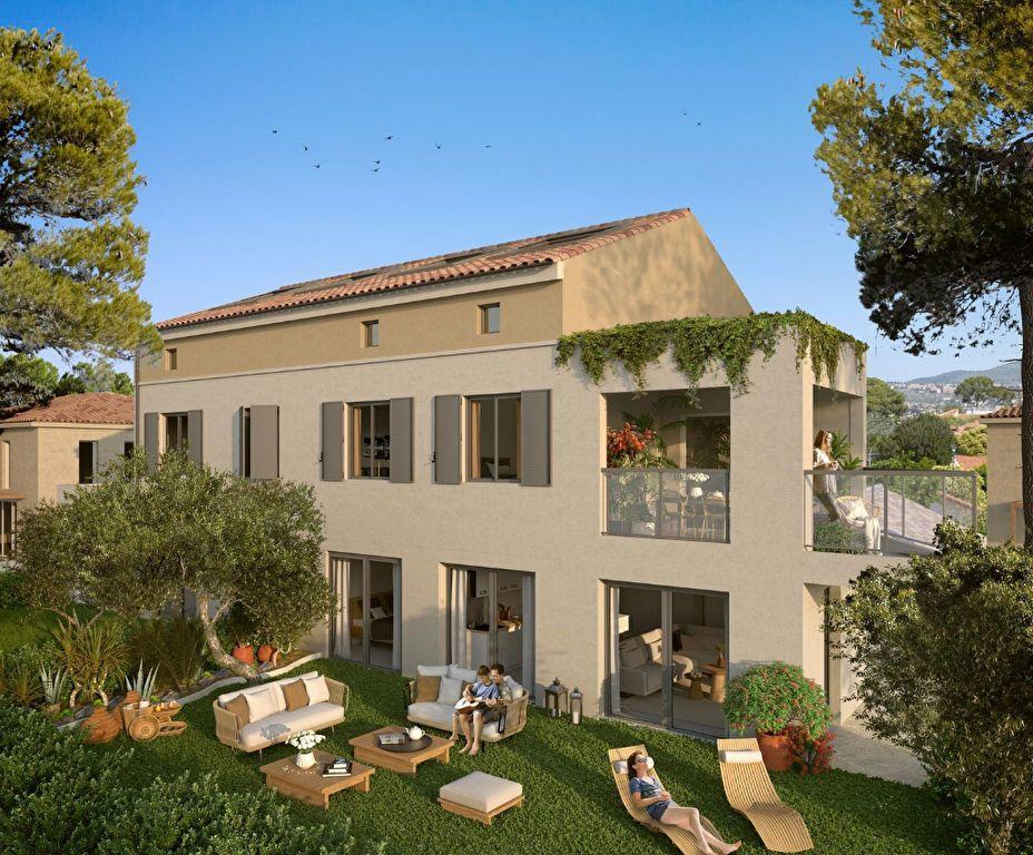 Appartement à vendre 3 60m2 à Bandol vignette-1