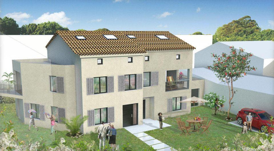 Appartement à vendre 3 66m2 à Bandol vignette-1