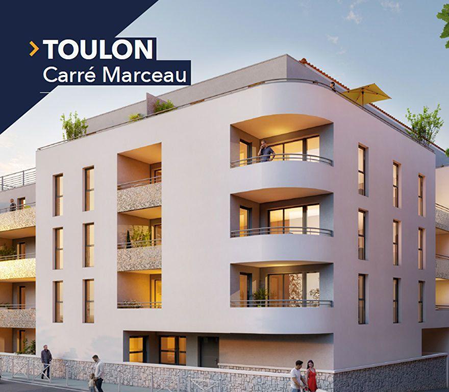 Appartement à vendre 2 40m2 à Toulon vignette-1