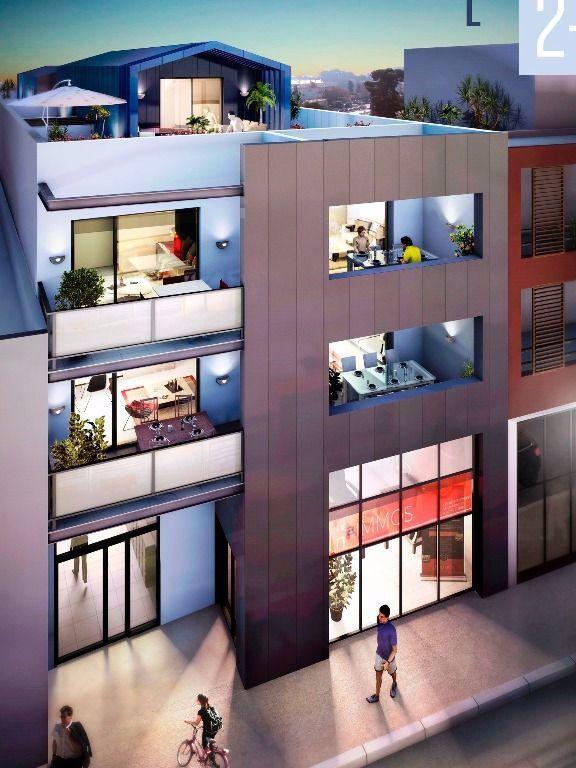 Appartement à louer 1 36.5m2 à Castelnau-le-Lez vignette-3