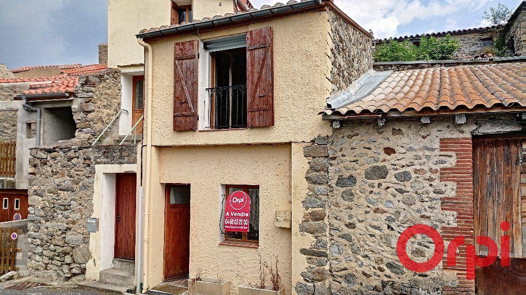 Maison à vendre 3 63m2 à Campôme vignette-3