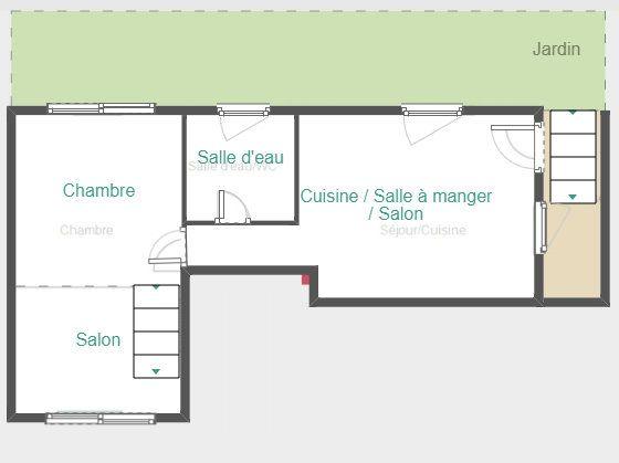 Maison à louer 2 40.87m2 à Ria-Sirach vignette-10