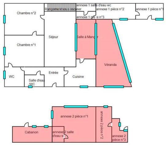 Maison à vendre 4 73m2 à Perpignan vignette-8