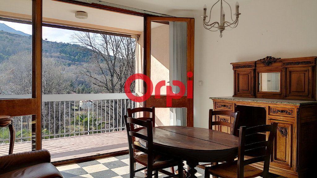 Appartement à vendre 1 31m2 à Vernet-les-Bains vignette-1