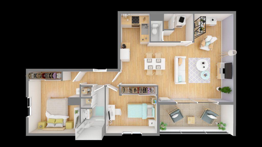 Appartement à vendre 3 75.54m2 à Perpignan vignette-7