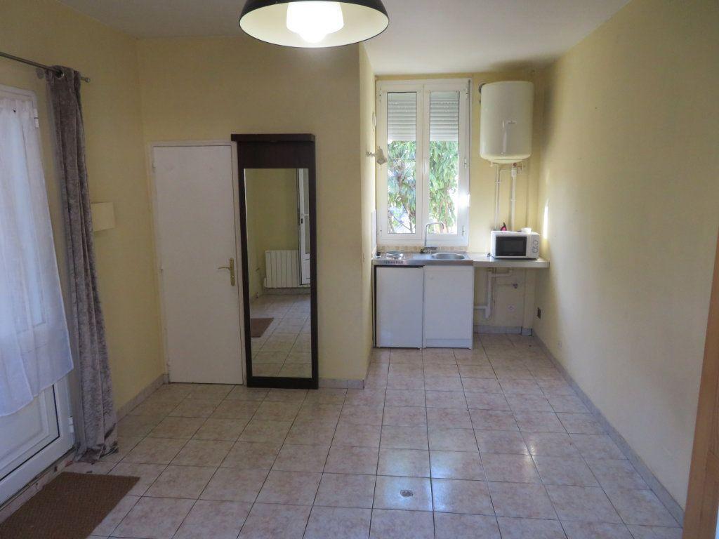 Appartement à vendre 1 18m2 à Montmorency vignette-9