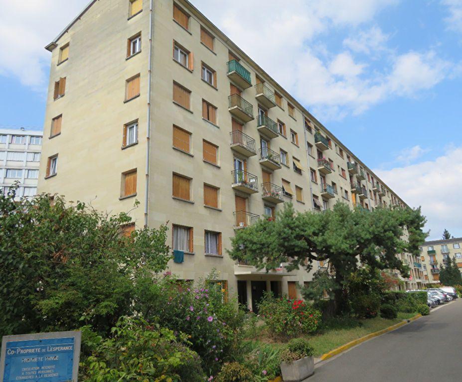 Appartement à louer 2 43.46m2 à Villetaneuse vignette-1
