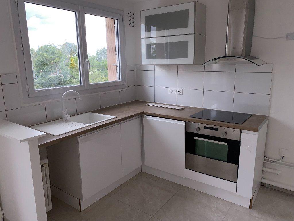 Appartement à louer 2 43.46m2 à Villetaneuse vignette-3