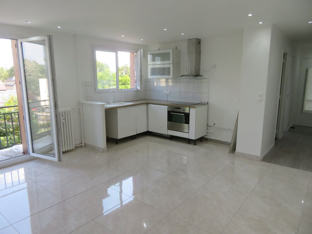 Appartement à louer 2 43.46m2 à Villetaneuse vignette-6