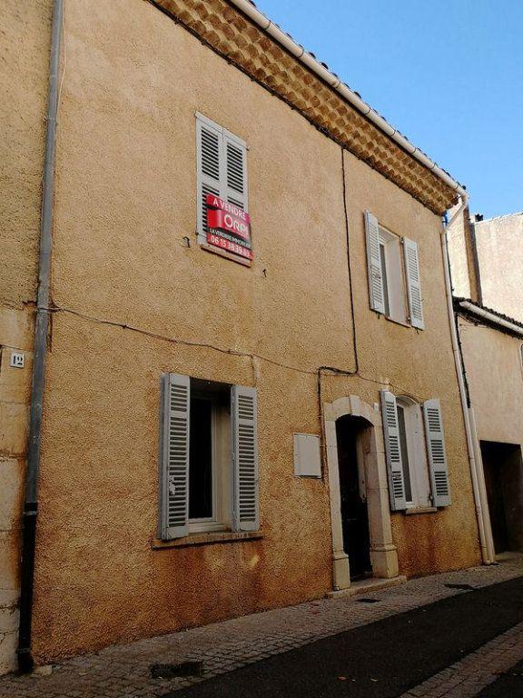 Maison à vendre 4 90m2 à Régusse vignette-1