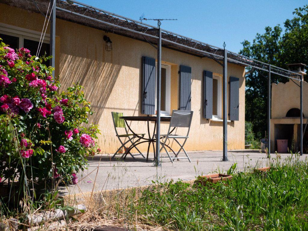 Maison à louer 4 90m2 à La Verdière vignette-2