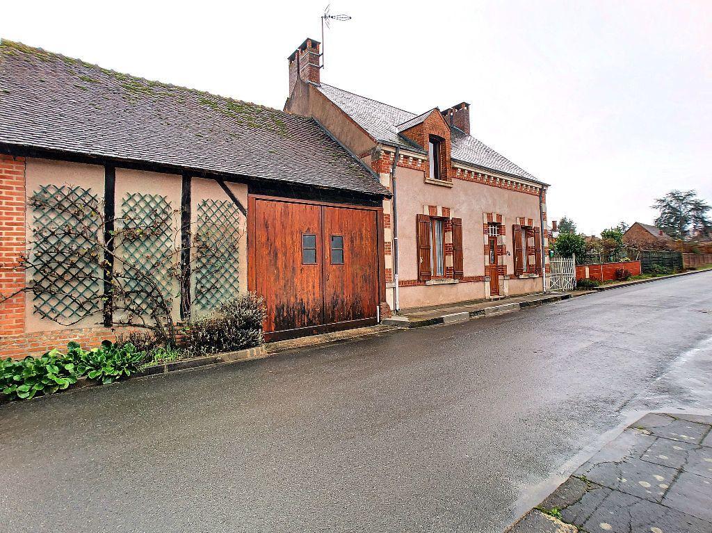 Maison à vendre 5 142m2 à Chaumont-sur-Tharonne vignette-7