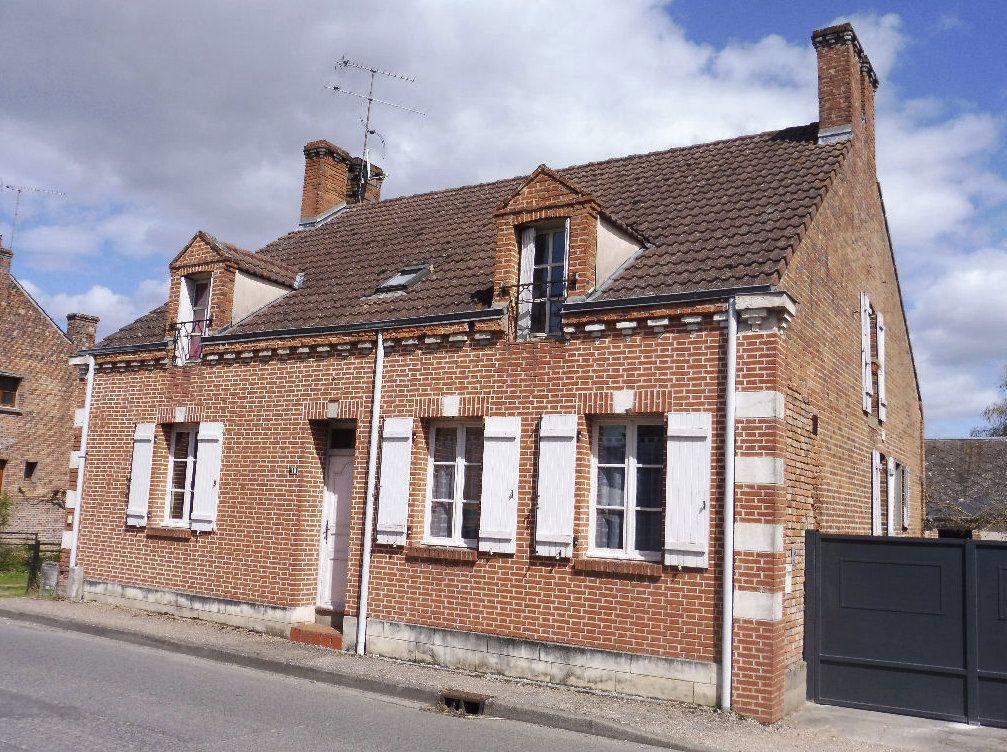 Maison à vendre 8 198m2 à Saint-Viâtre vignette-1