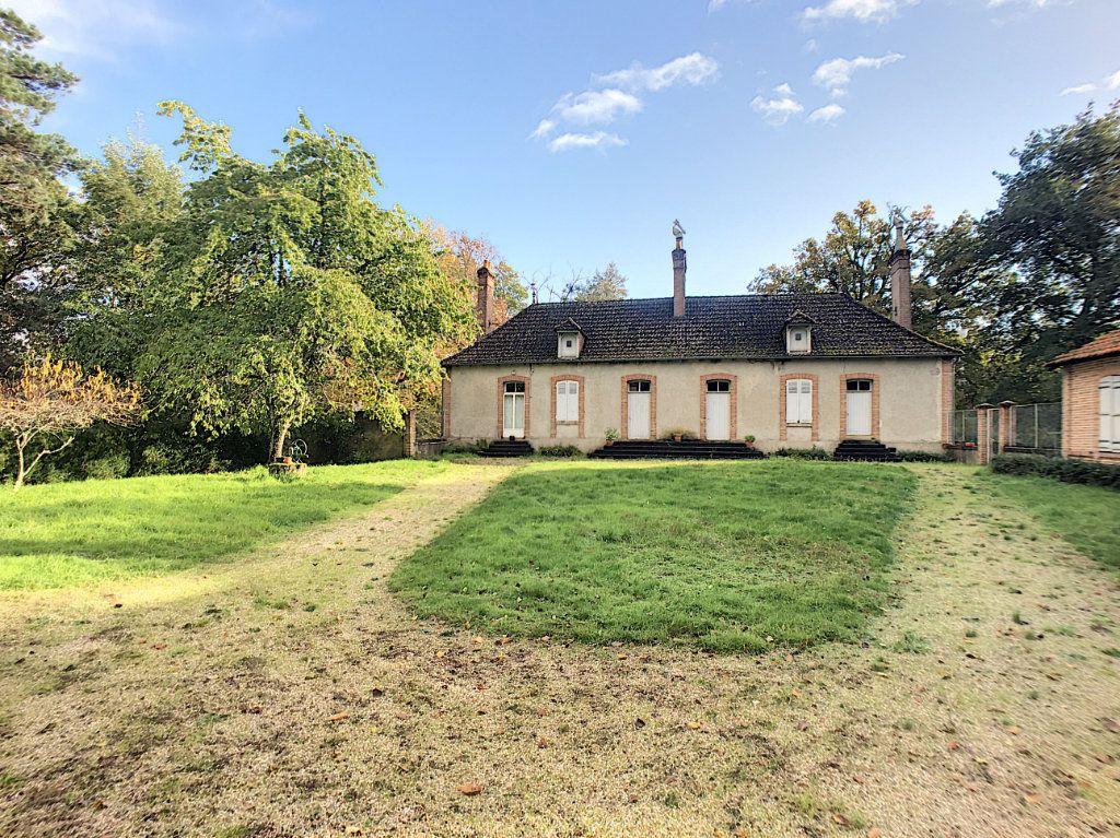 Maison à vendre 6 112m2 à Pierrefitte-sur-Sauldre vignette-12