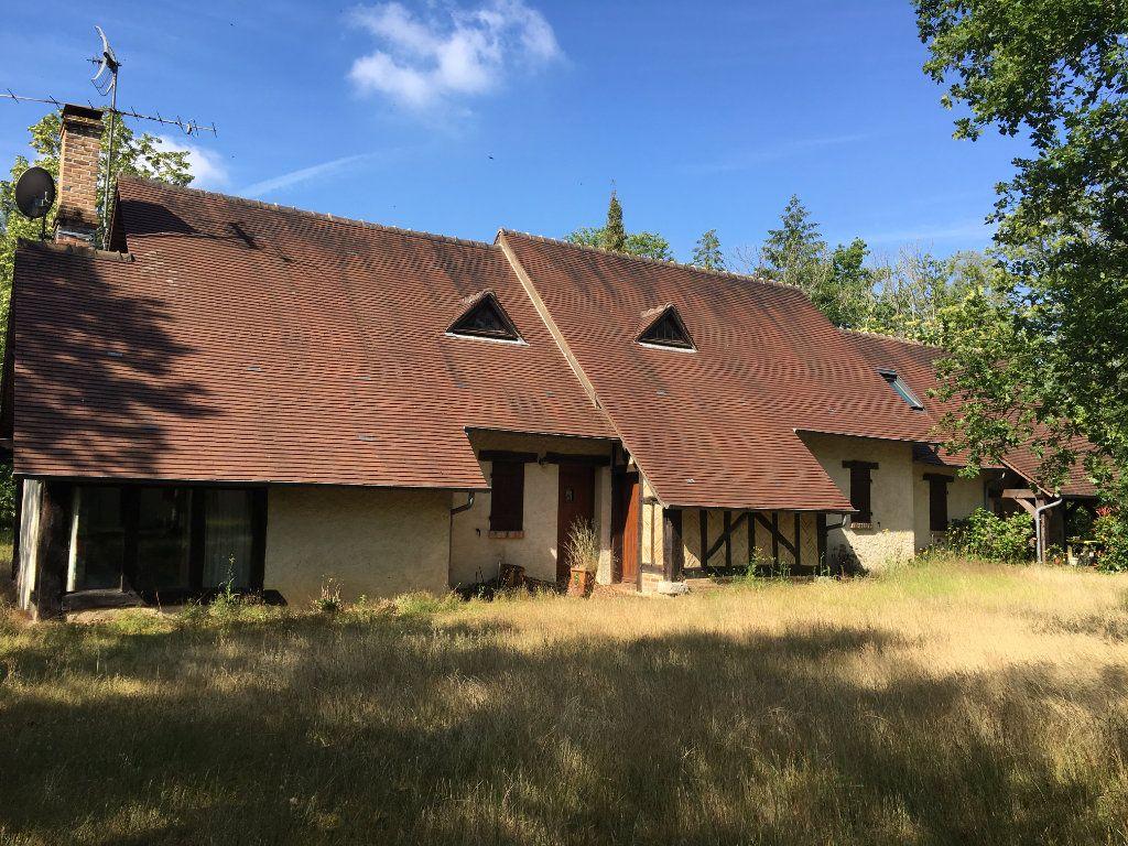 Maison à vendre 9 253m2 à Yvoy-le-Marron vignette-2
