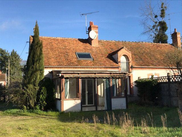 Maison à vendre 4 70m2 à La Ferté-Saint-Cyr vignette-7