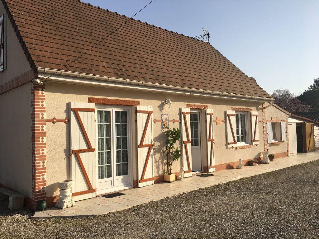 Maison à vendre 5 105m2 à Saint-Viâtre vignette-1