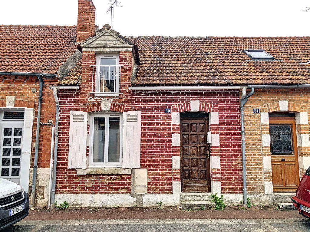 Maison à louer 3 54.83m2 à La Ferté-Saint-Aubin vignette-1