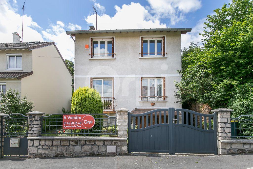 Maison à vendre 5 77m2 à Villemomble vignette-1