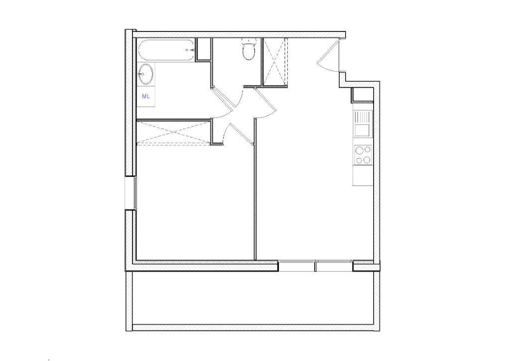 Appartement à vendre 2 40.9m2 à Toulouse vignette-5