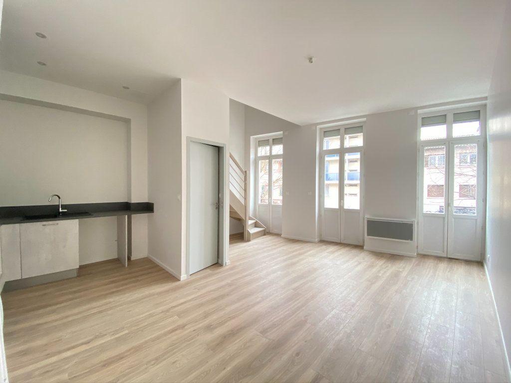 Appartement à vendre 3 50m2 à Toulouse vignette-1