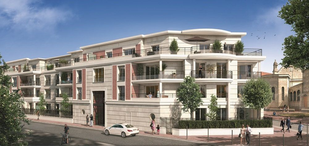 Appartement à vendre 2 46.1m2 à Saint-Maur-des-Fossés vignette-1