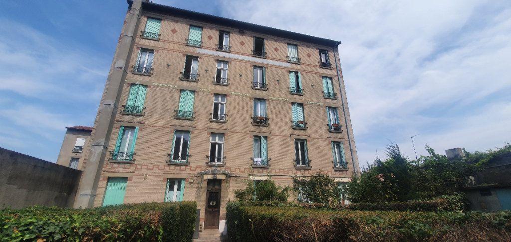 Appartement à vendre 2 41.05m2 à Le Bourget vignette-1