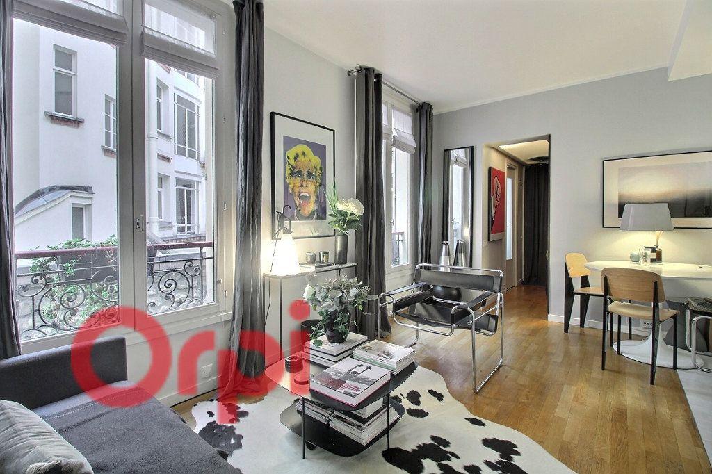 Appartement à vendre 2 33.02m2 à Paris 7 vignette-1
