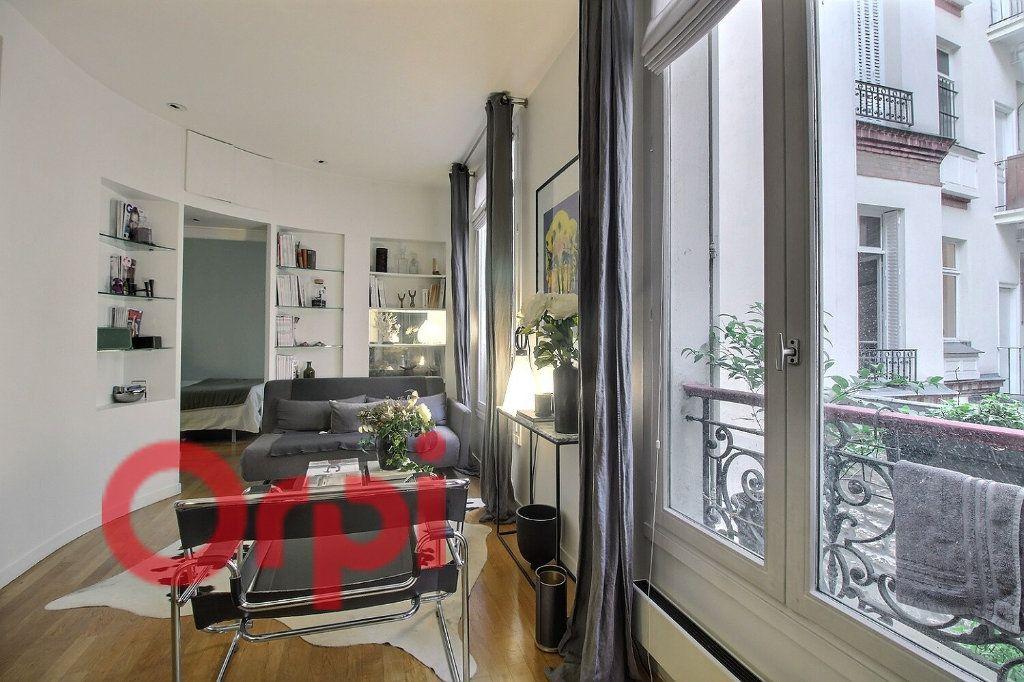 Appartement à vendre 2 33.02m2 à Paris 7 vignette-2