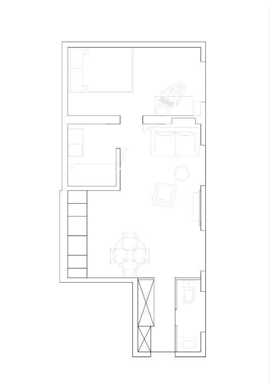 Appartement à vendre 2 33.02m2 à Paris 7 vignette-4