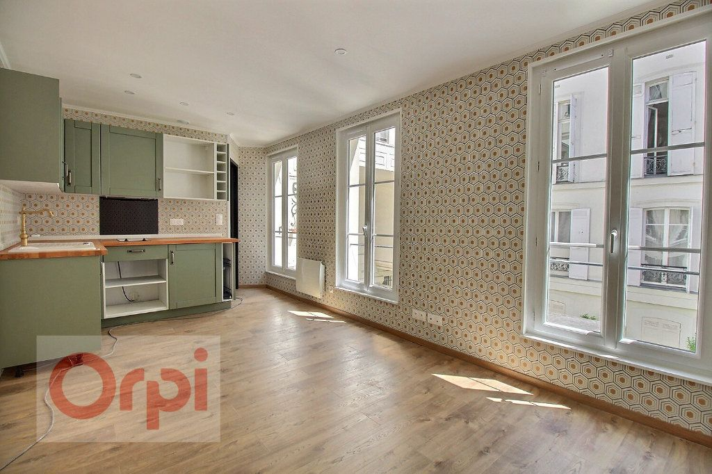 Appartement à vendre 1 19.55m2 à Paris 7 vignette-1