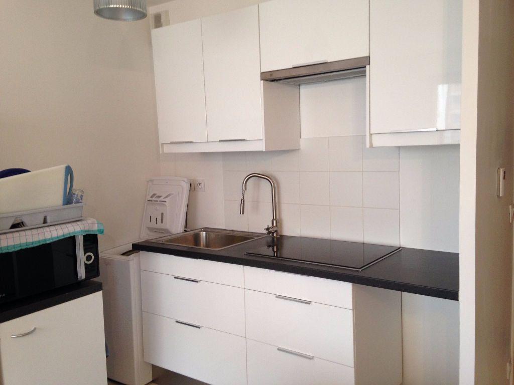 Appartement à louer 1 34.22m2 à Villeurbanne vignette-1