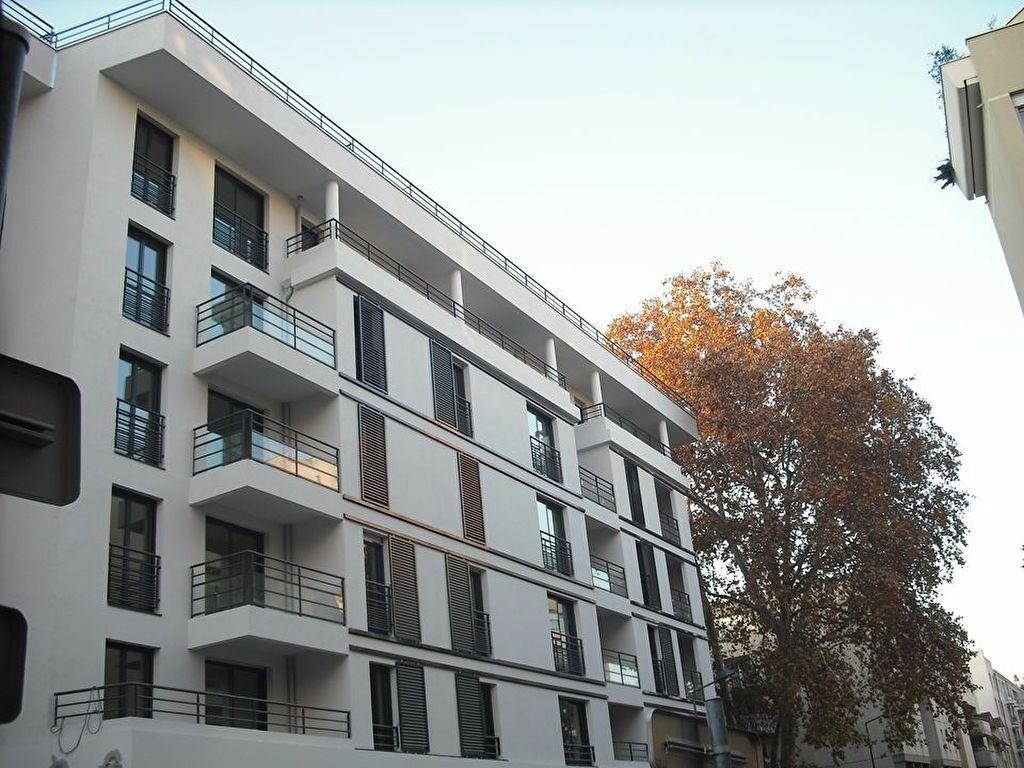 Appartement à louer 1 34.22m2 à Villeurbanne vignette-4