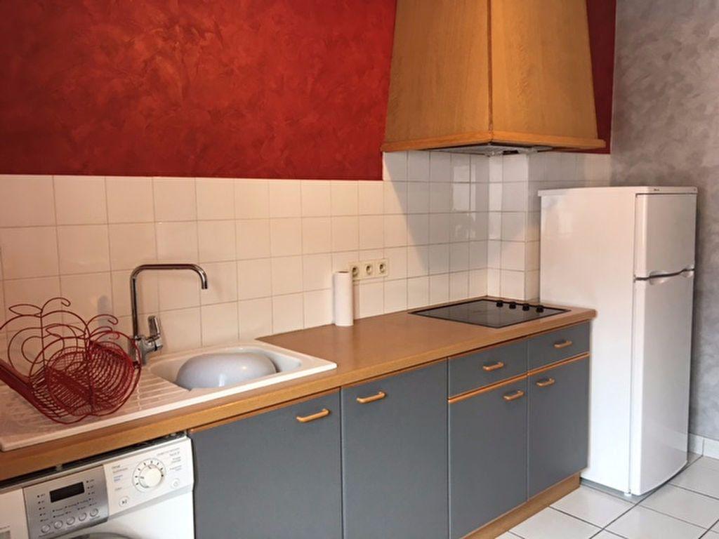 Appartement à louer 1 41.47m2 à Villeurbanne vignette-1