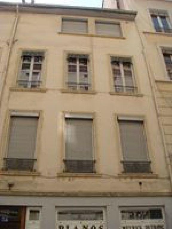 Appartement à louer 1 22.78m2 à Lyon 6 vignette-5