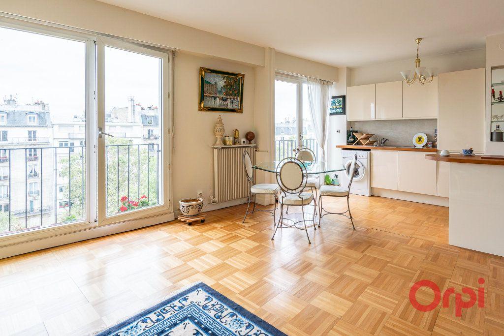 Appartement à vendre 2 59.54m2 à Paris 16 vignette-2
