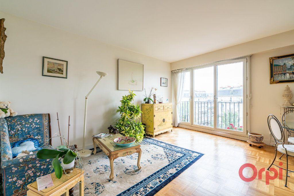 Appartement à vendre 2 59.54m2 à Paris 16 vignette-3