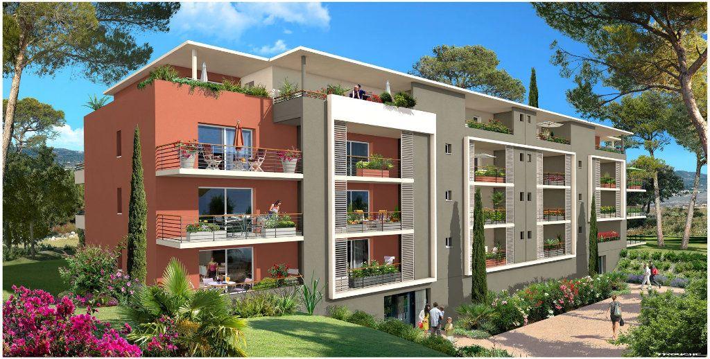 Appartement à vendre 4 85.01m2 à Fréjus vignette-2