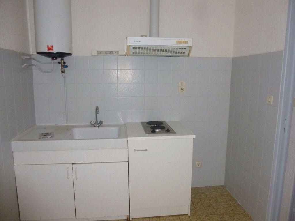Appartement à louer 1 20.89m2 à Nîmes vignette-1