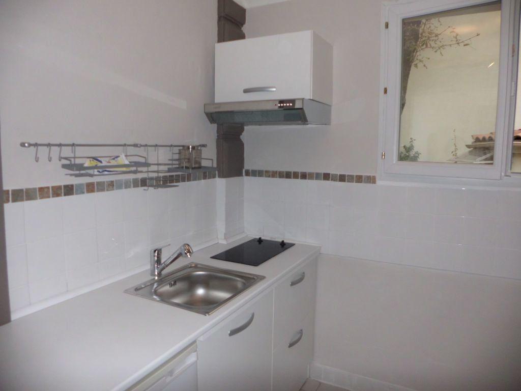 Appartement à louer 1 38.51m2 à Nîmes vignette-1