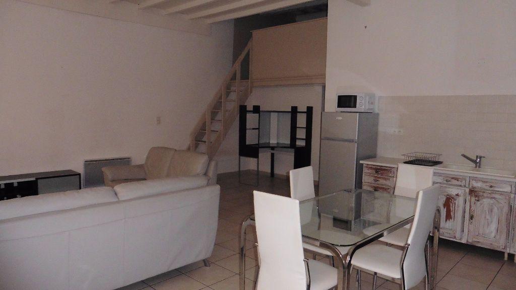 Appartement à louer 1 51.32m2 à Nîmes vignette-2