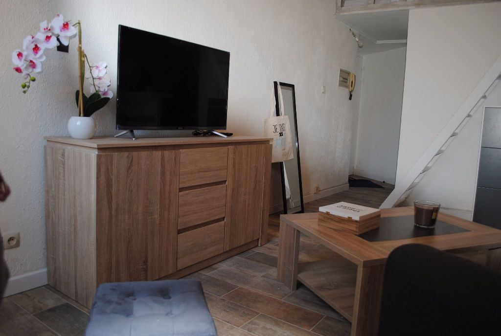 Appartement à louer 1 21.13m2 à Nîmes vignette-1