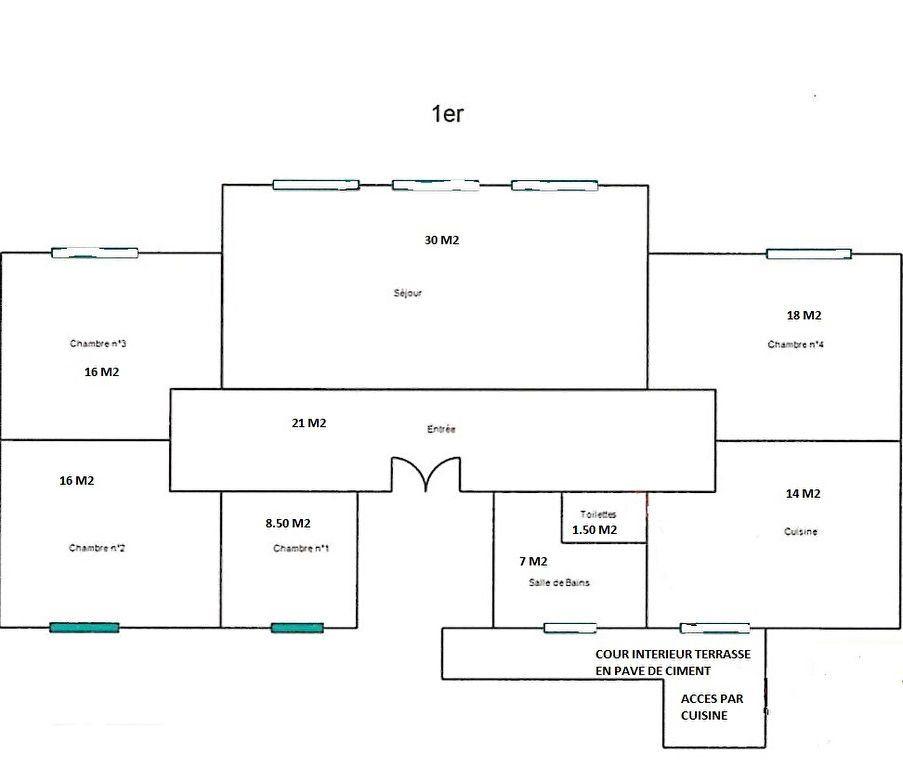 Appartement à vendre 5 131m2 à Nîmes vignette-2