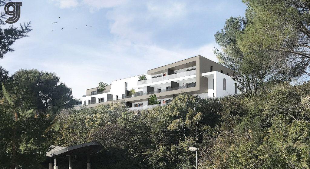 Appartement à vendre 4 88m2 à Nîmes vignette-1