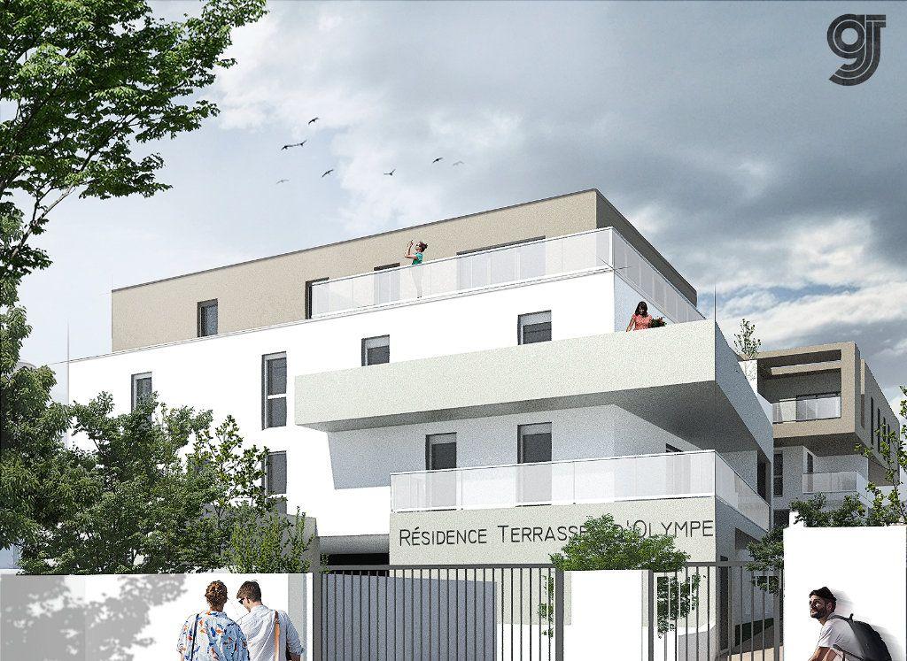 Appartement à vendre 4 88m2 à Nîmes vignette-3