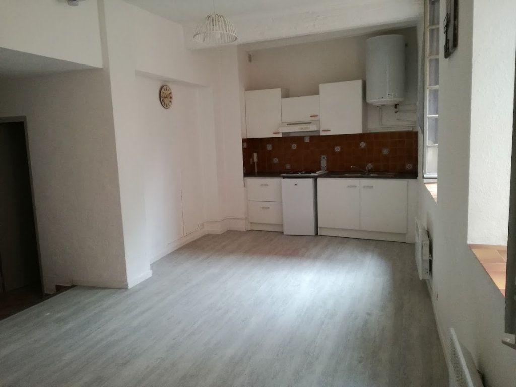 Appartement à louer 1 25.8m2 à Nîmes vignette-1