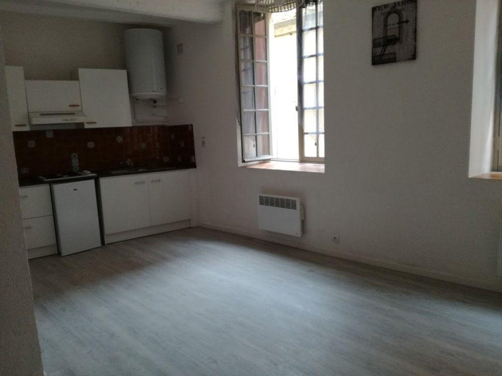 Appartement à louer 1 25.8m2 à Nîmes vignette-2