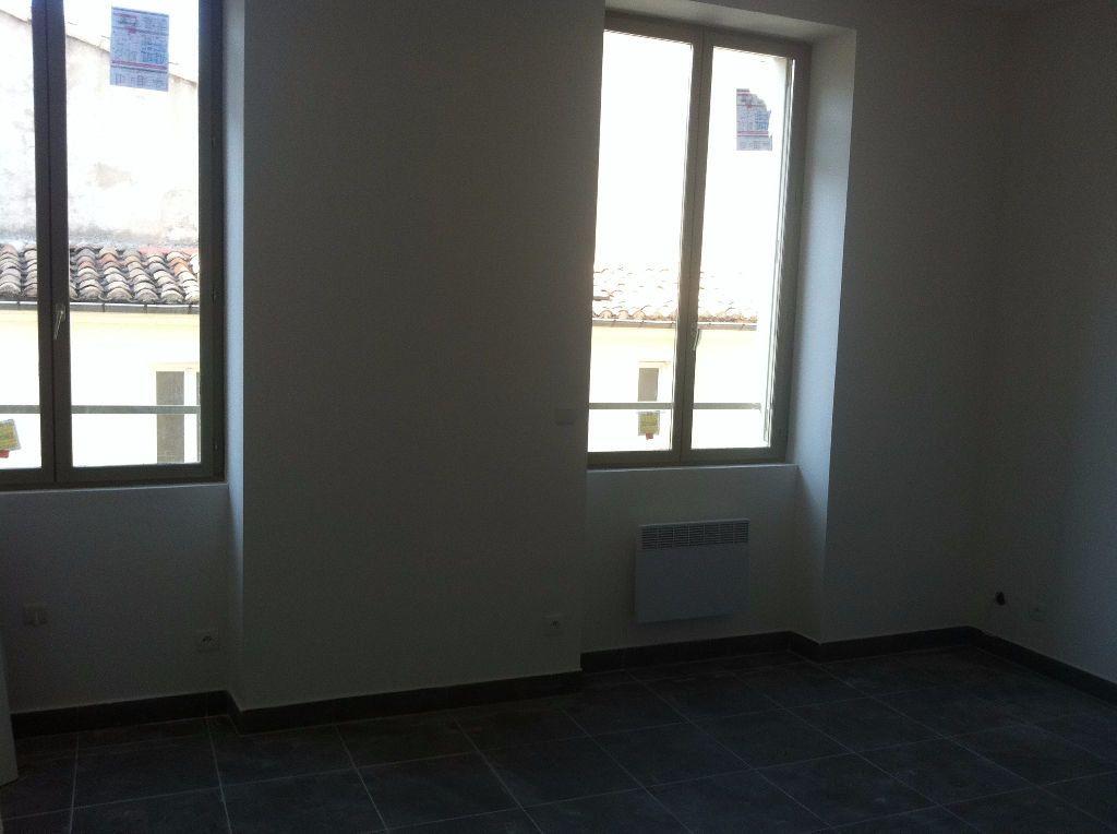 Appartement à louer 1 21.88m2 à Nîmes vignette-3